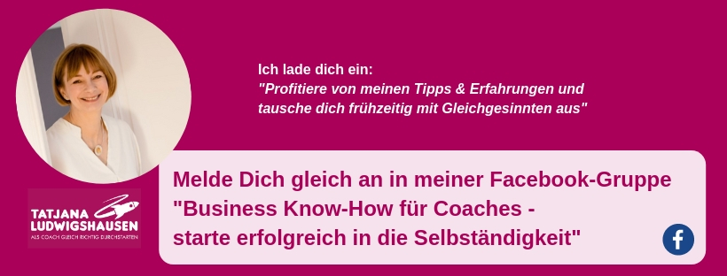 Business Know-How für Coaches
