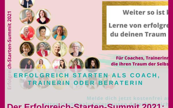 Der Erfolgreich-Starten-Summit 2021